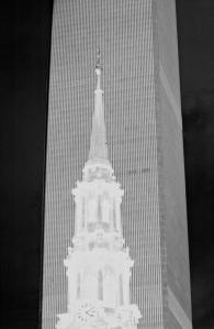 The Former World Trade Center