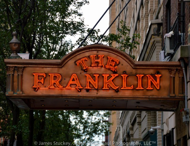 The Franklin © James Stuckey
